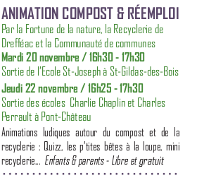 affiche animation compost